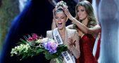 Demi-Leigh Nel-Peters, Mikimoto crown, 2017 Miss Universe, Self-defense