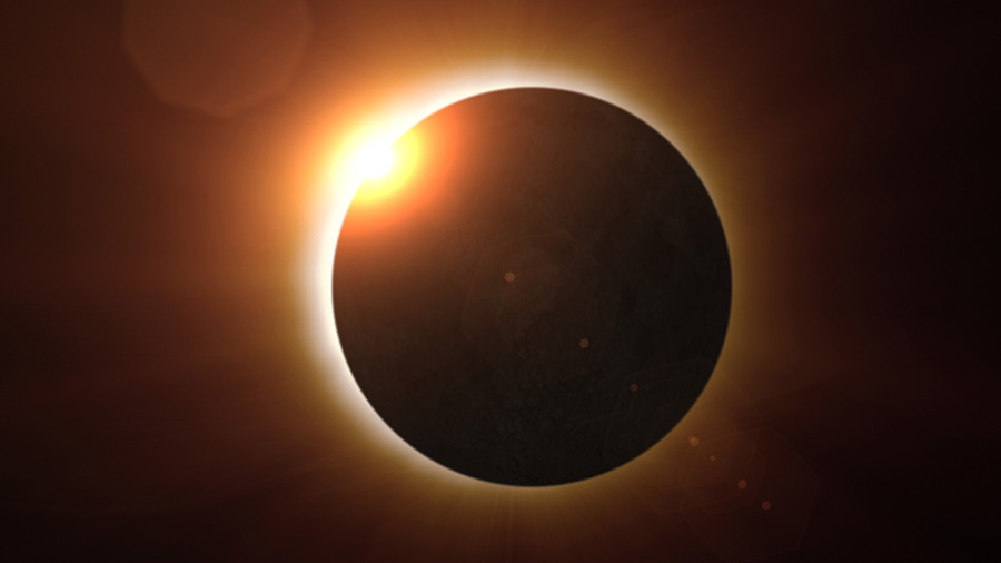 Solar eclipses, Photic retinopathy, New York, Aug 21 eclipse