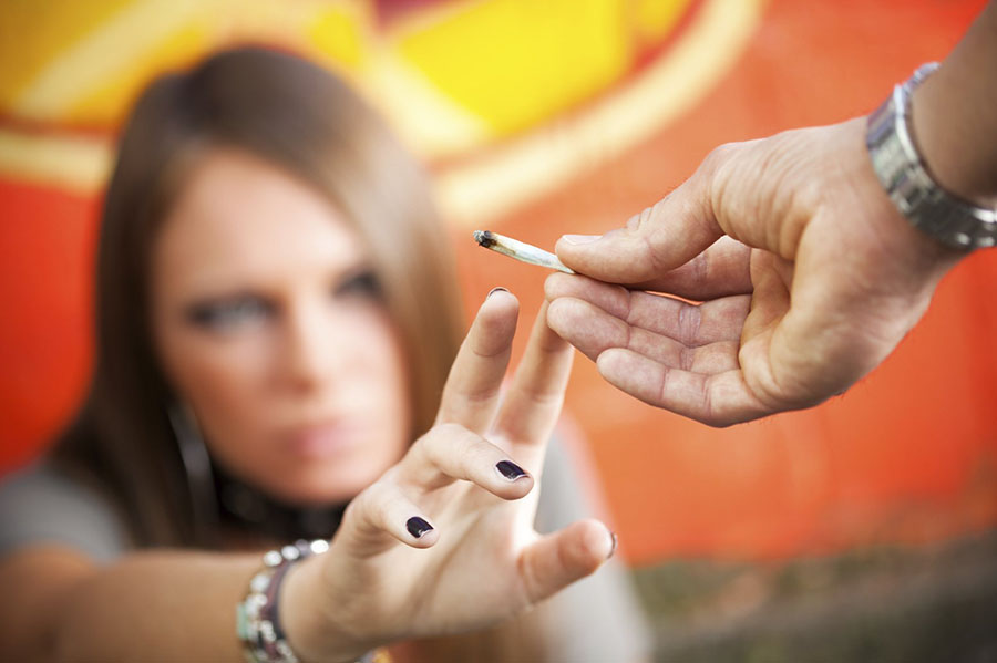 More pregnant women in California using pot, per new study class=