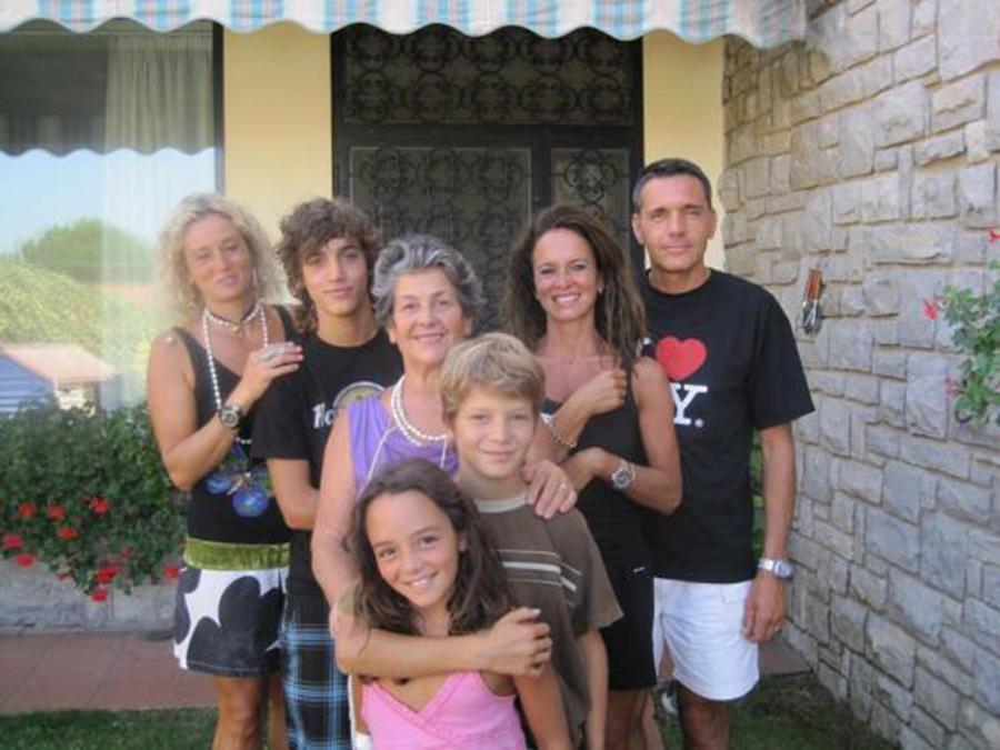 Italian family doesn't feel pain, University College London, Brain, Mutations in gene