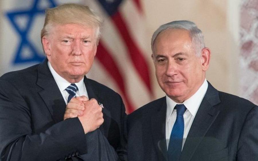 United States of America, Donald Trump, Israel, Benjamin Netanyahu, Jerusalem as Israel's capital, US moving embassy Israel, Israel capital, Donald Trump Israel
