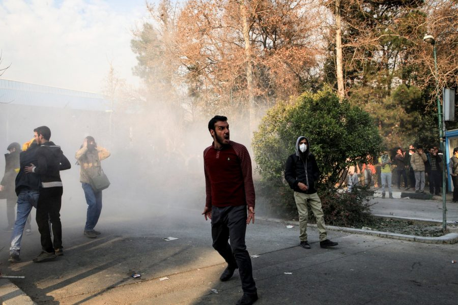 Israeli Prime Minister throws his support behind the protesters in Iran