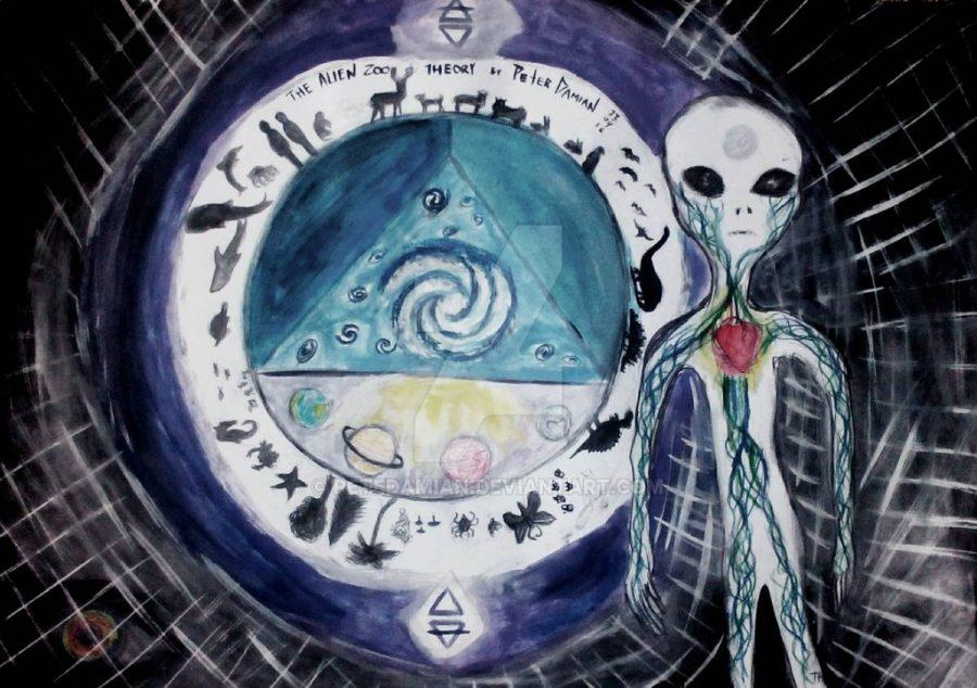 Zoo hypothesis, Extraterrestrial Life,