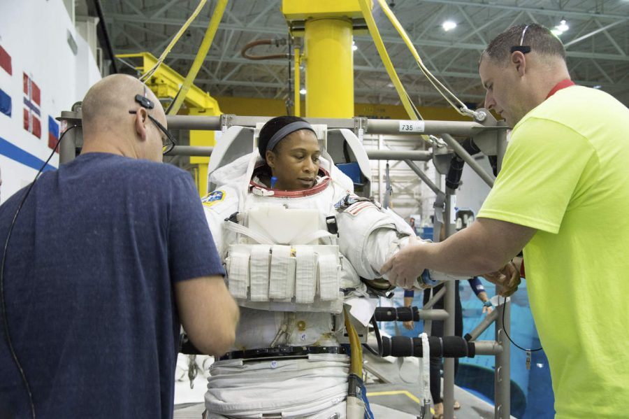 Jeanette Epps pulled from NASA expedition, Jeanette Epps brother on NASA racism, NASA