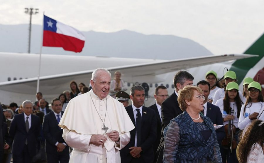 Pope Francis, Chile, Peru, Fernando Karadima, Bishop, Juan Barros controversy, Papal visit to Chile, Sexual abuse allegations priest Chile, Pope Francis declarations on Barros