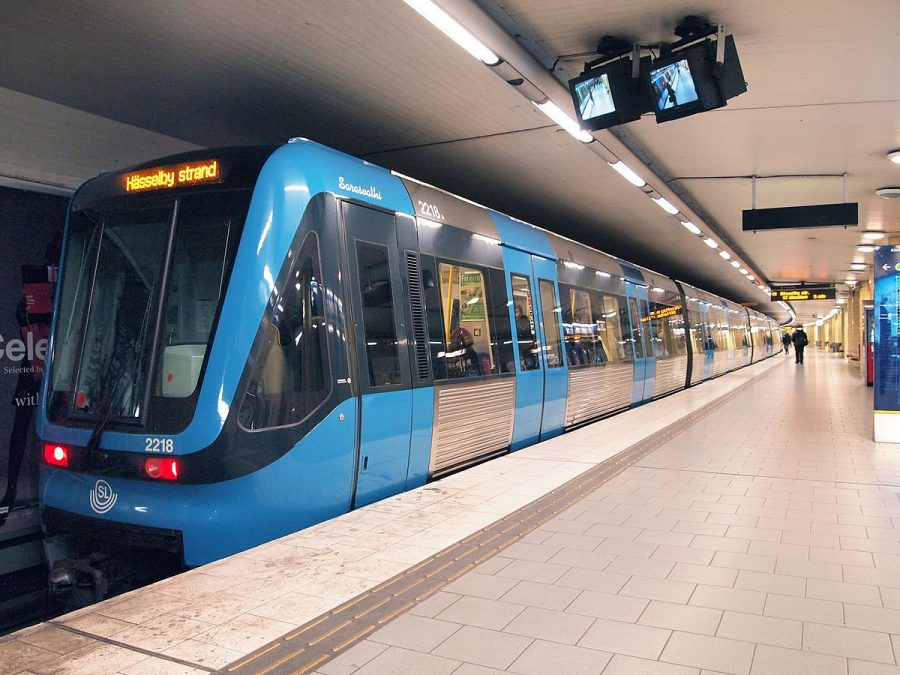 Varby Gard metro station explosion, Sweden, Stockholm, Grenade explosion in Stockholm, criminal groups, Yugoslav countries illegal weapons