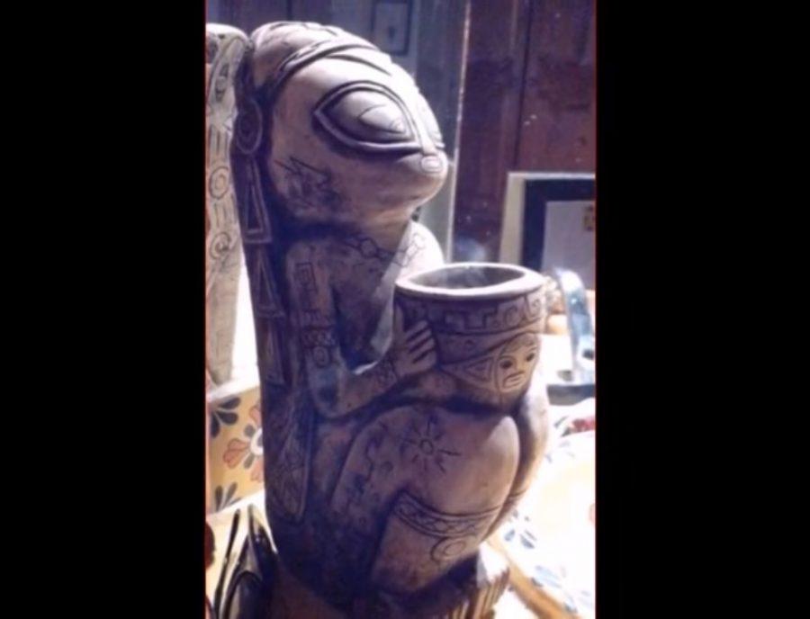 Alien artifacts found in Mexico, UFOmania, UFOmania Mexico video