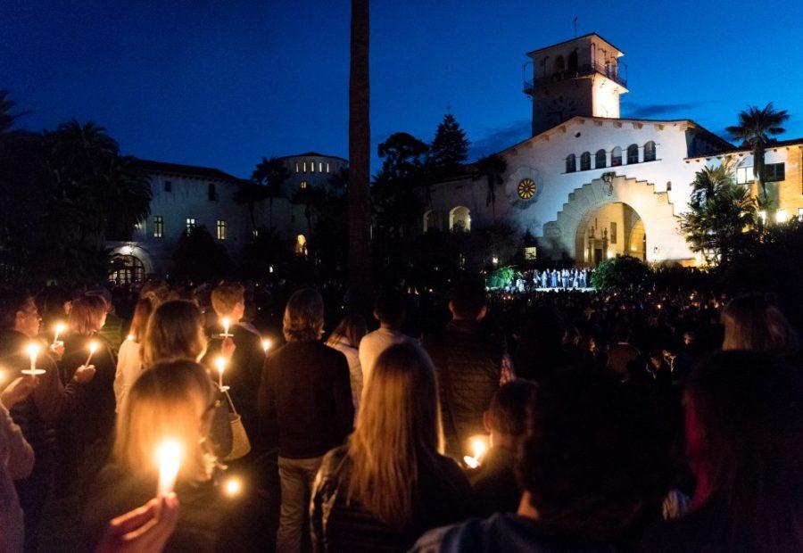 Califonia, Montecito, Montecito mudslides, Montecito pays tribute to mudslide victims