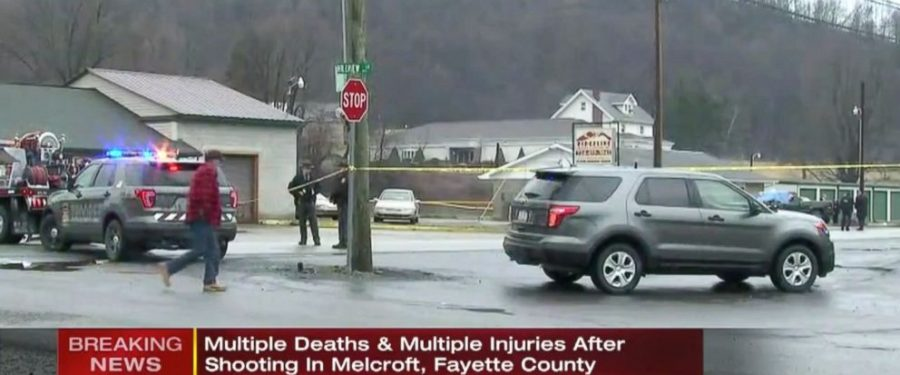 Pennsylvania, Shooting in Melcroft, Five dead in Fayette County, Five killed in car wash Pennsylvania