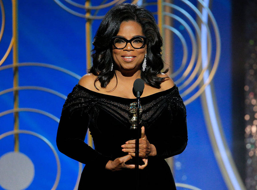 Golden Globes 2018: Acceptance speeches continue conversation about sexual misconduct