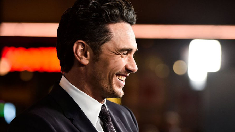 Five women accuse James Franco Sexual allegations Critics Choice Movie Award, Franco wore a Time's Up pin at the Golden Globes Awards