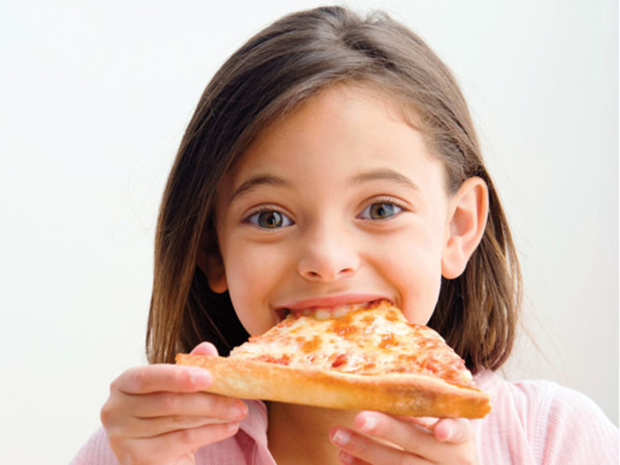Having pizza for breakfast is healthier than eating cereal ccuart Choice Image