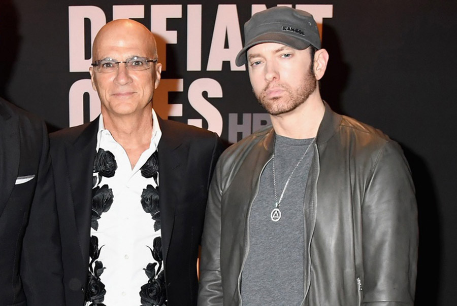 Jimmy Iovine leaving Apple The head behind Apple Music Music streaming services Spotify Beats