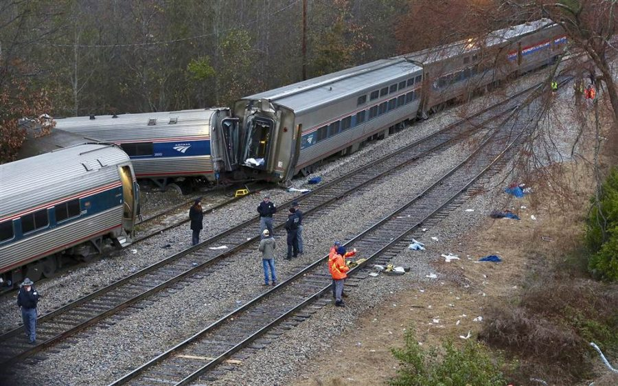 CSX transportation, South Carolina Amtrak collision, Train wreck in South Carolina, Amtrak train wreck