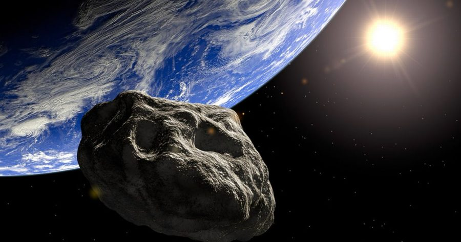 Asteroid 2002 AJ129 passing nearby Earth, Asteroid passes Earth Super Bowl Sunday, Super Bowl Asteroid, Asteroid