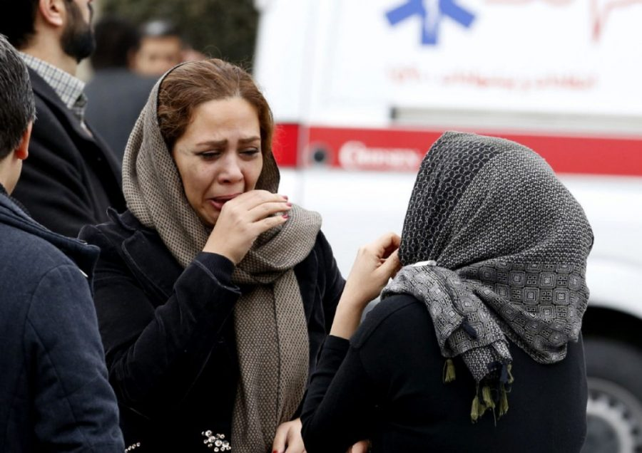 Iran plane crashes with more than 50 aboard