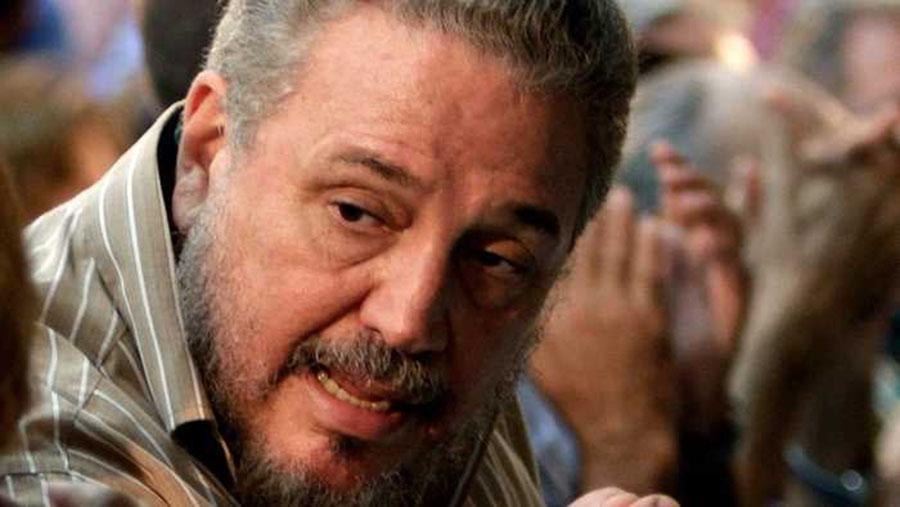"""Fidel """"Fidelito"""" Ángel Castro Díaz-Balart commits suicide, Fidel Castro's son kill himself"""