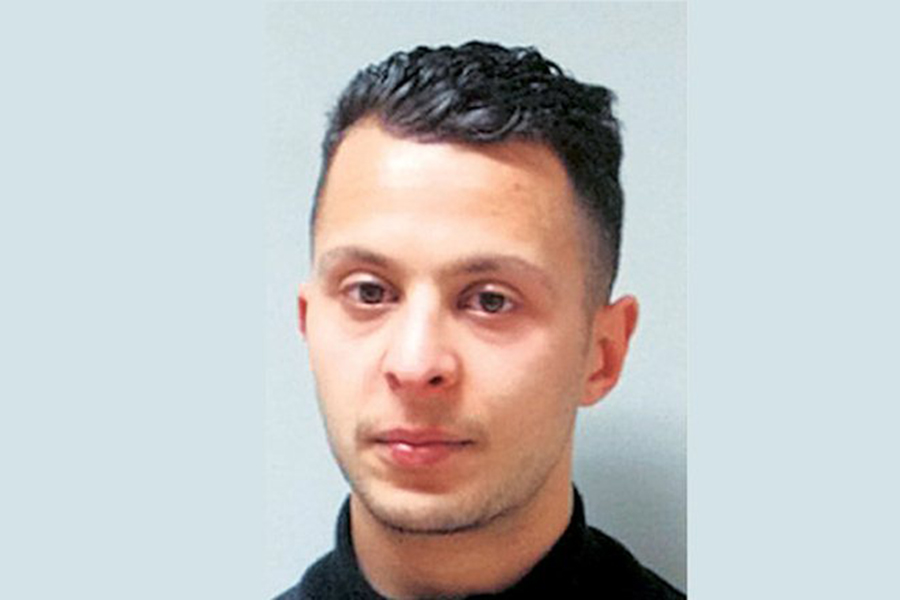 Abdeslam's sullen showing at Brussels trial