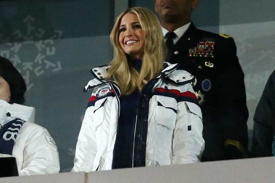 Pyeongchang 2018 Olympic Winter games closing ceremony, North Korea North Korea, Ivanka Trump, Donald Trump