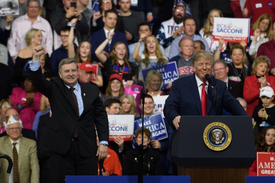 Pennsylvania, Rick Saccone, Donald Trump,