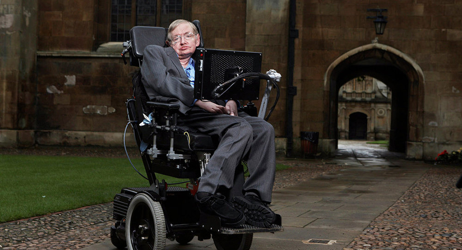 The most famous modern scientists dies, Stephen Hawking and his universe theory, Big Bang and black holes