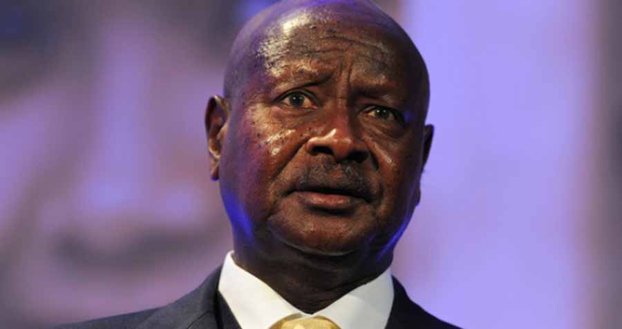 Uganda's president wants to ban oral sex - 'The mouth is for eating'