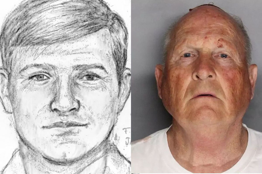 Golden State Killer, Patton Oswalt, Michelle Eileen McNamara, California