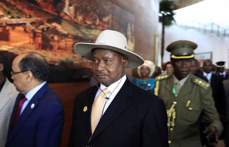 Yoweri Museveni, President of Uganda, Uganda