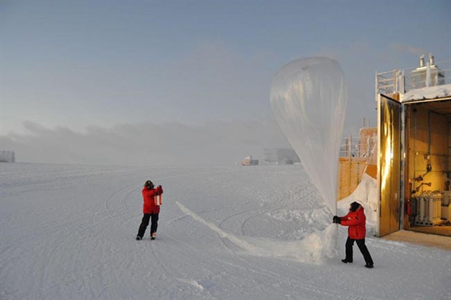 NASA, Arctic ice pack, Arctic, Ice