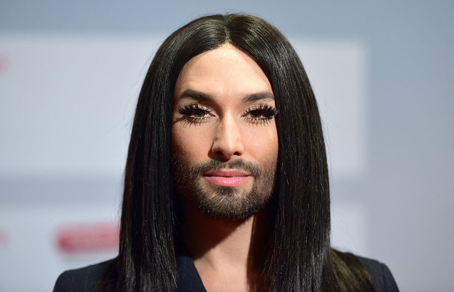 Conchita Wurst reveals HIV positive diagnosis