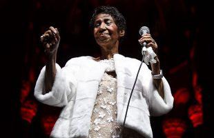 Aretha Franklin battles for her life