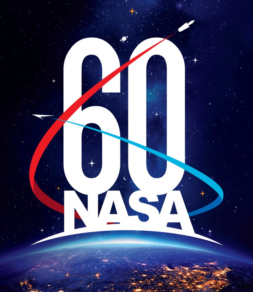 NASA, Anniversary, NASA60th