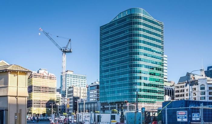 New Zealand Buildings