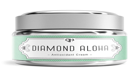 Diamond Aloha Cream