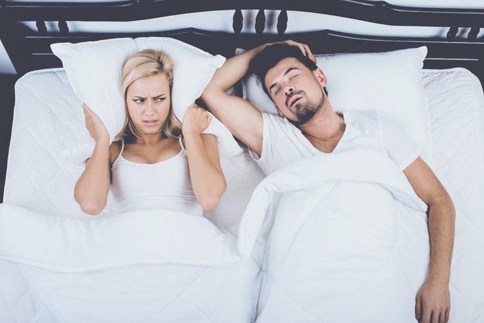 Couple Sleeping Problems