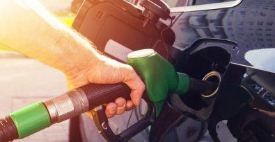 Man Refuelling Car Gas