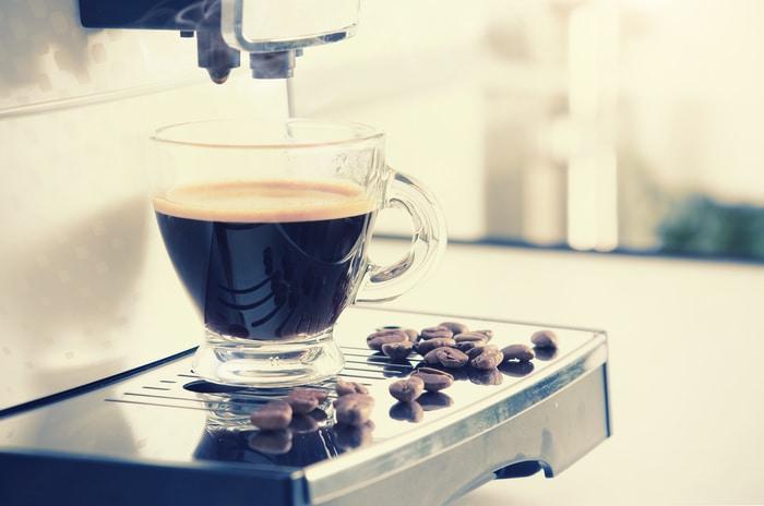Home Expresso Coffee Machine