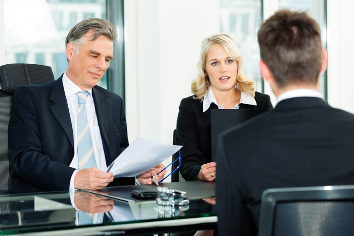 Career Job Interview