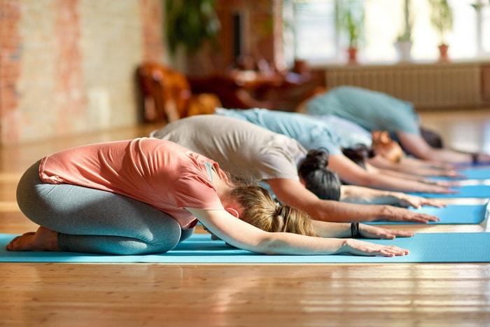 Fitness Studio Yoga